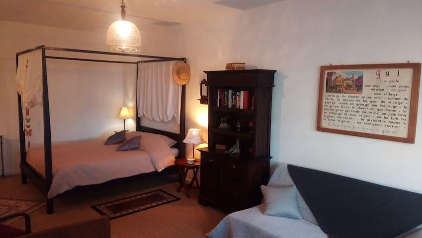 Les 2 Granges, Suite Bambou