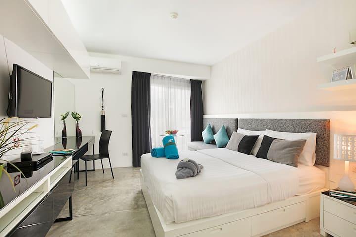 Modern Studio in 5 star Resort