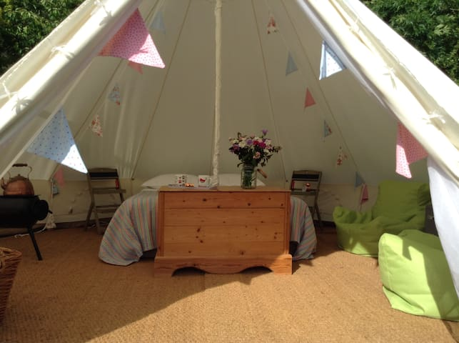 Old College Glamping - North Burlingham