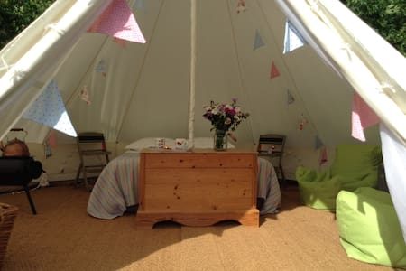 Old College Glamping - North Burlingham - 텐트