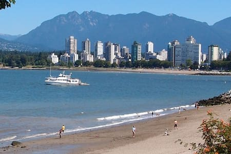 Great Kitsilano Bachelor - Vancouver - Apartment