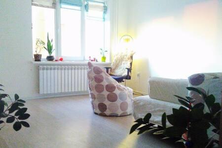 Скандинавская квартира с прекрасным видом - Kotsiubyns'ke