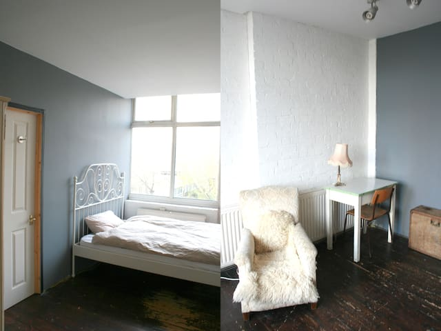 Artistic apartment in Barbican / Angel / Old St