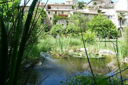 Gite nature les ANOURES en PROVENCE - Mollans-sur-Ouvèze - 自然小屋