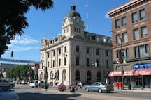 Explore Downtown Moose Jaw