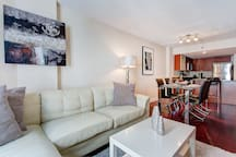 Central Condo Perfect For City Explorers