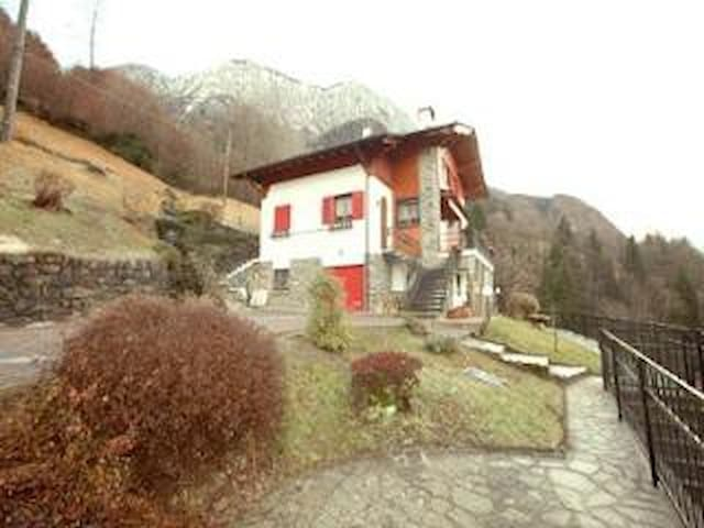 VACANZE 100% ESTATE & INVERNO (dependance) - Gromo - Appartement
