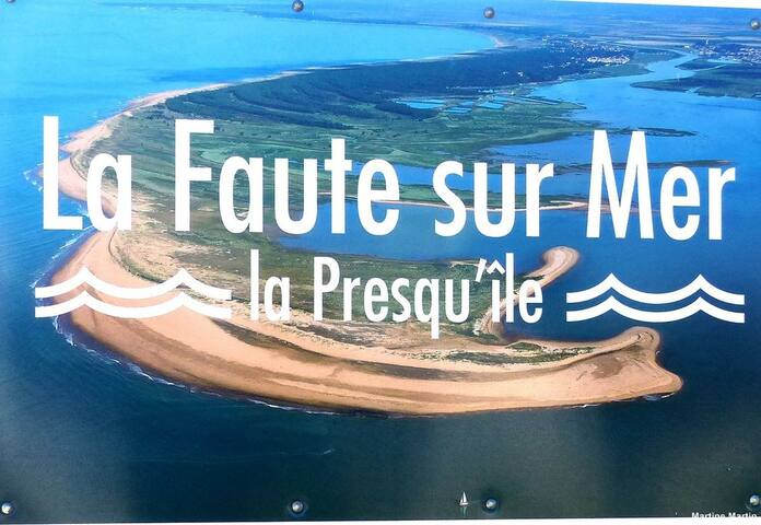 Guidebook for La Faute-sur-Mer