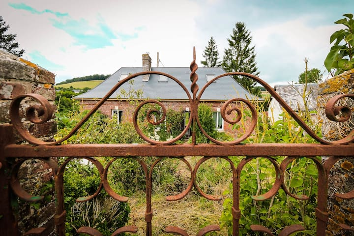 La Maison de Rachel - Beaussault - Dom