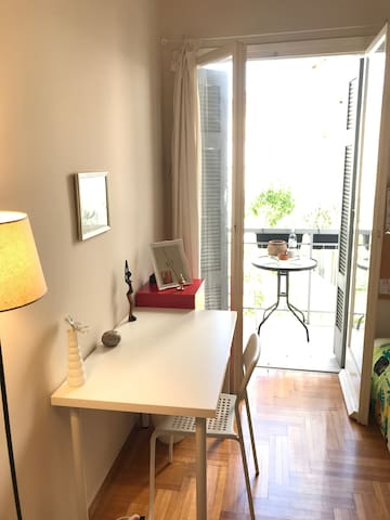My Fresh Athens Apartment
