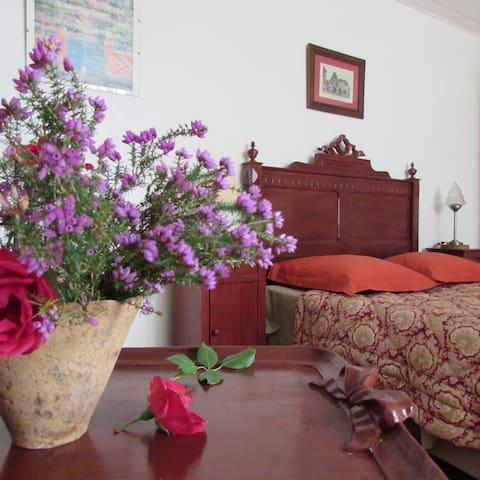 les volets rouges - Labastide-d'Armagnac - Rumah Tamu