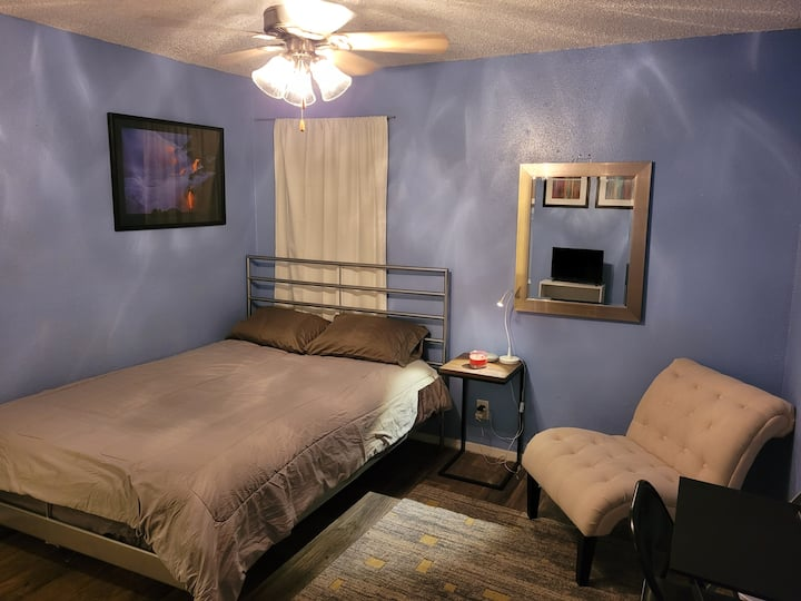 Great room Great Location near downtown Austin!!!