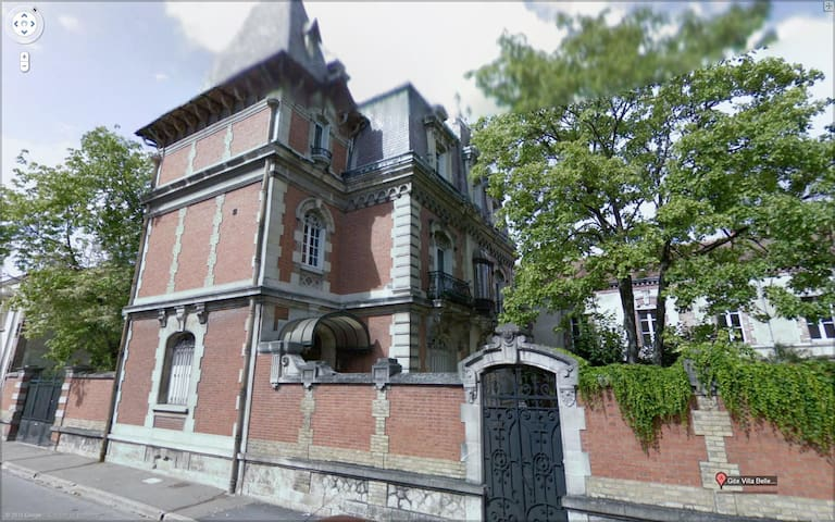VillaBelleEpoque - Romilly-sur-Seine - Hus