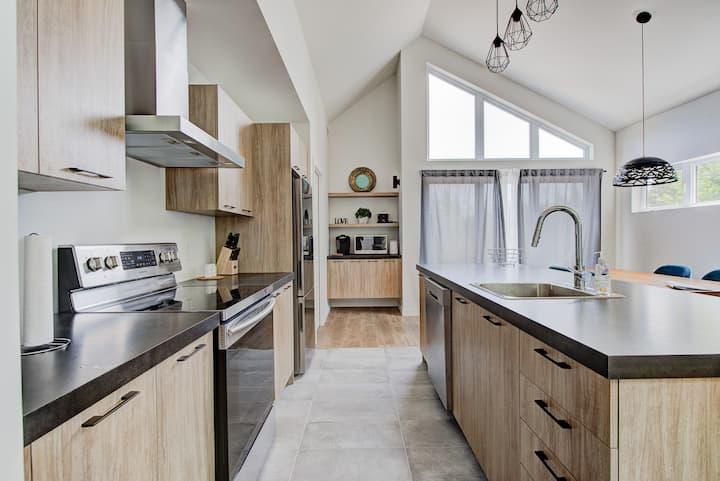 Villa Beaulieu 114 par Chalets Confort, Pont-Rouge