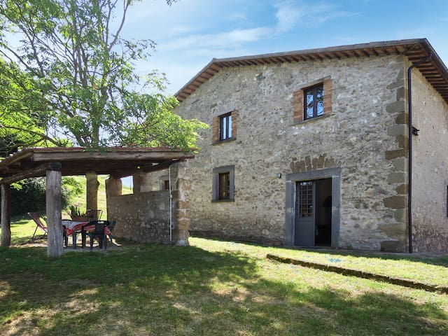 Apartment Podere Sociano for 4 persons