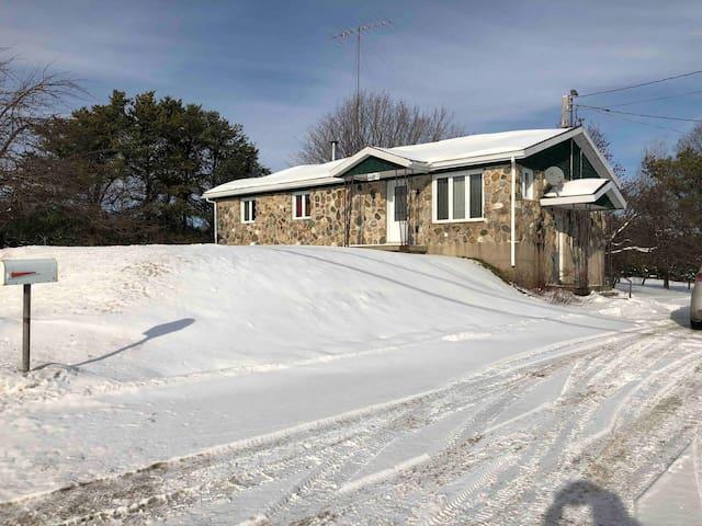 Maison à Buckland