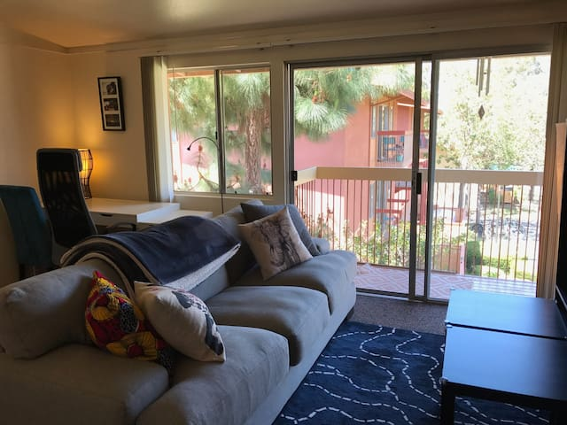 Cozy Two Bedroom Apartment near UCI - Irvine - Appartement