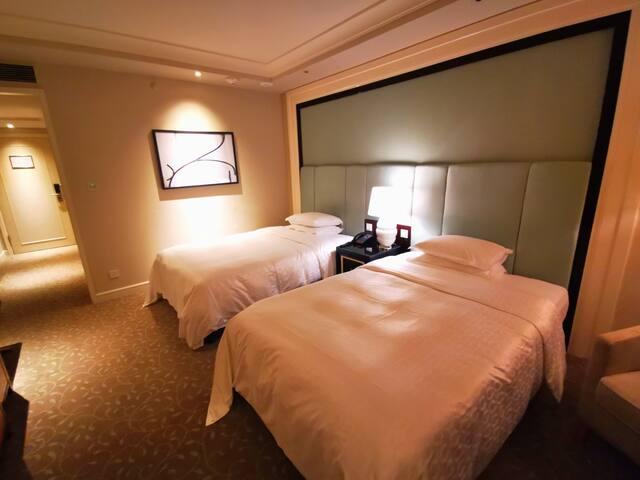 Sheraton hotel Cotai Macao澳门氹仔喜来登