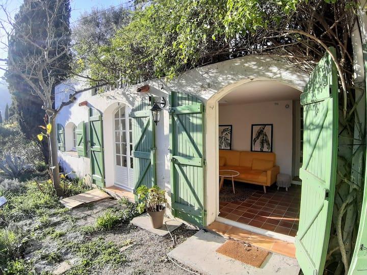 Séjour paisible au cœur des oliviers en Provence