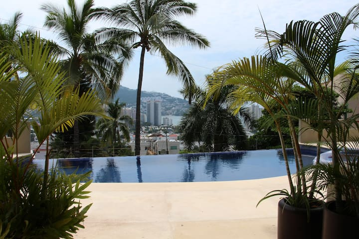 Vive Acapulco, an apartment near the beach. - Acapulco - Apartment