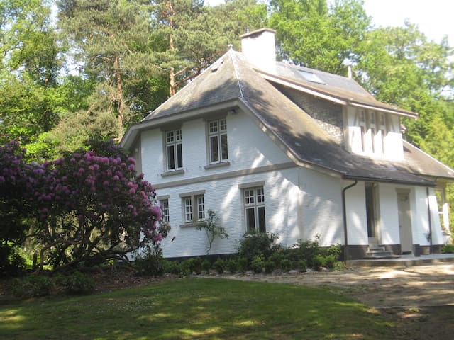 Charming house in a private parc - Kapellen - Casa de camp