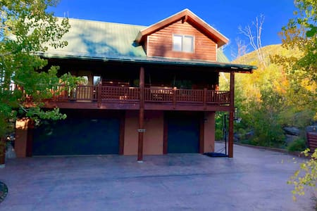 Mountain Home/Cabin near Powderhorn Ski Resort