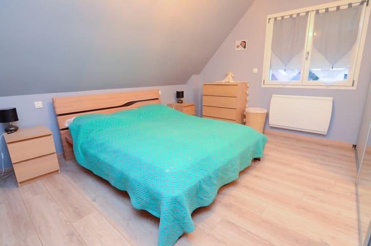 Maison neuve de 159 m2 proche STRASBOURG - Innenheim - Dům