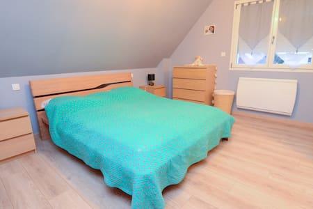 Maison neuve de 159 m2 proche STRASBOURG - Innenheim - Rumah