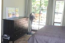 Master bedroom / dresser