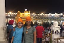 @Golden Temple