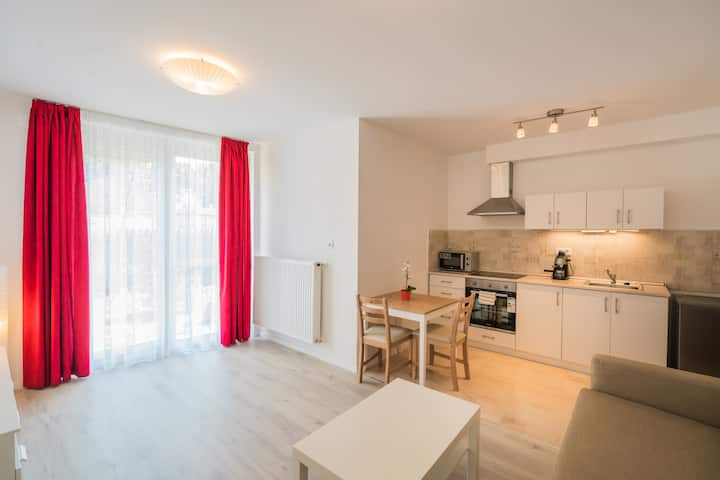 Cozy Studio Apartment in Downtown Siófok