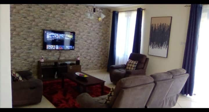 Cotiah apartments . fully-furnished Apt in Kisumu