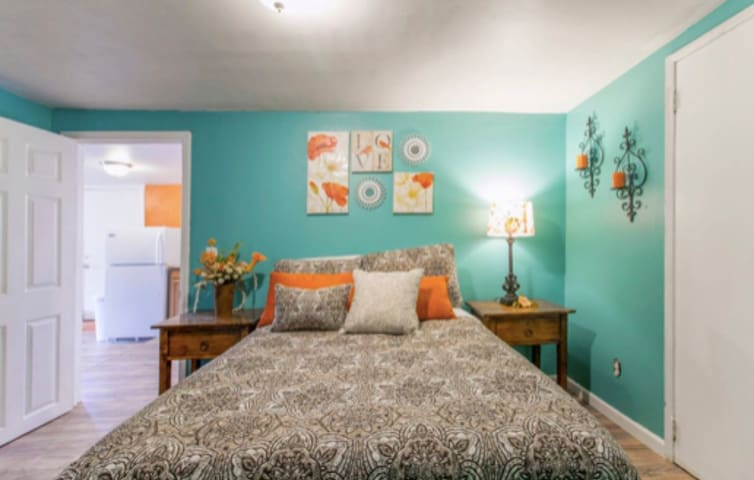 Perfect Home Oakland 25 Min to SF