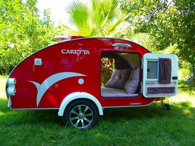 Best Lcations In The Desert - TEXAS CARAVANS - Hazeva - Camper/RV