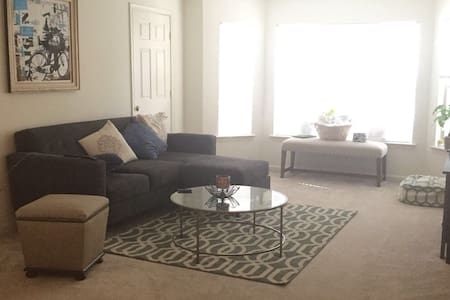 Private room (20 mins to NY) - Edgewater - Lakás