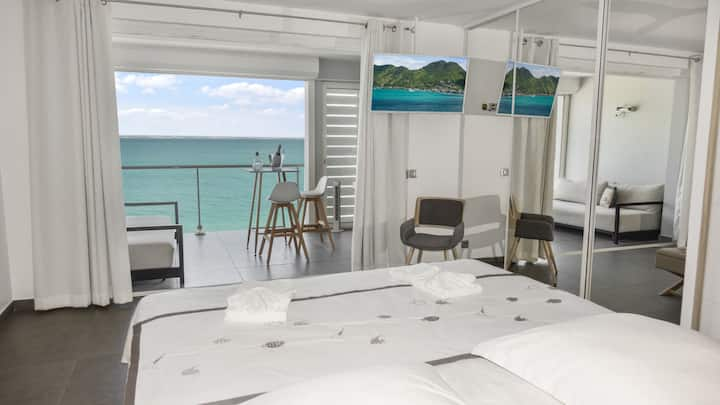Luxury Studio located in the heart of Grand Case