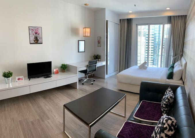 No.13 SA Suites one bukit | KLCC | Twin Towers