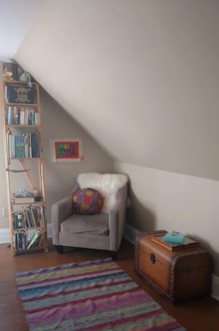 Comfy Private Room in Downtown Truro - Truro - Pis