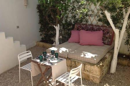 Incantevole casa salentina con terrazzo e giardino - Haus