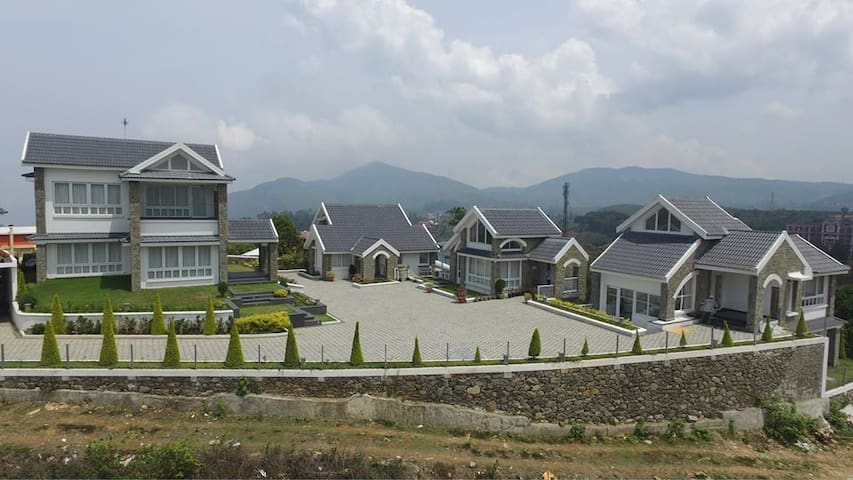 Entire Property with Valley and Garden View Rooms - Kuttikkanam - Villa