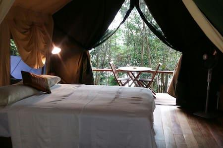 Perhentian Jungle Safari Tent 2 - Pulau Perhentian Kecil