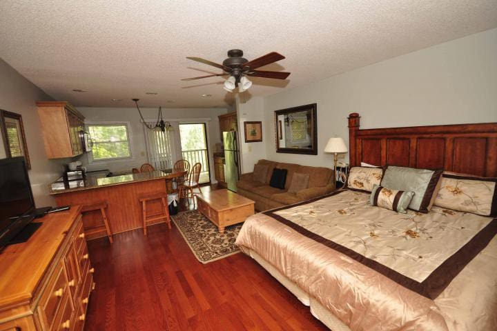 Apple Valley #11 - Rumbling Bald Resort - Lake Lure - Apartamento
