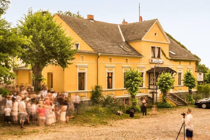 Gasthof zur Eisenbahn Schorfheide/Uckermark 5