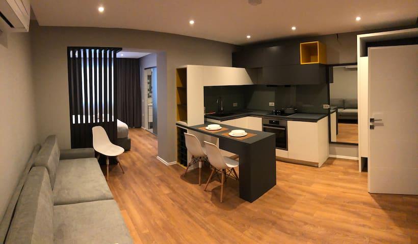 The Fire - Tirana Smart Apartments
