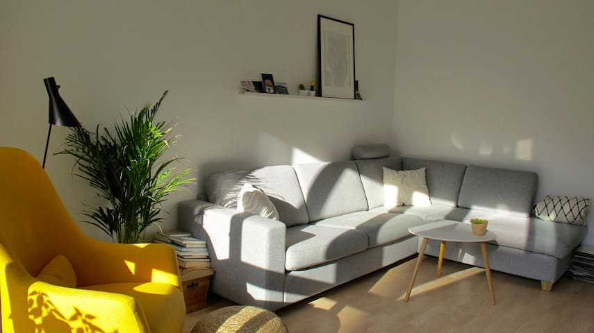 Central and nice apartment in trendy Rodeløkka - Oslo - Apartment