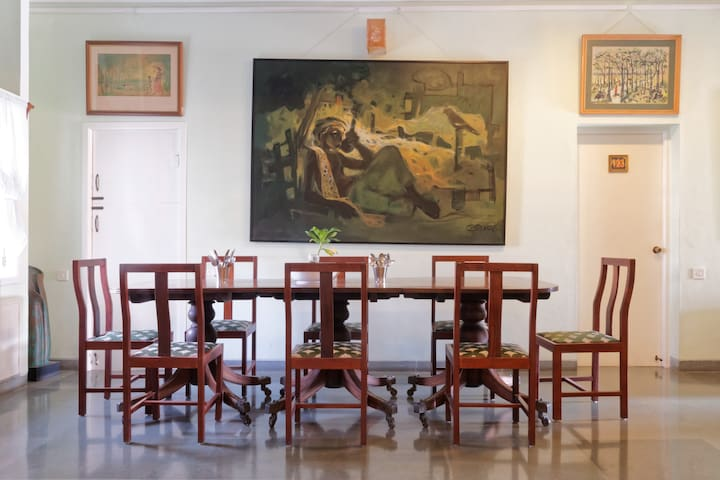 The Art in Room Experience - Pondicherry  - Bed & Breakfast