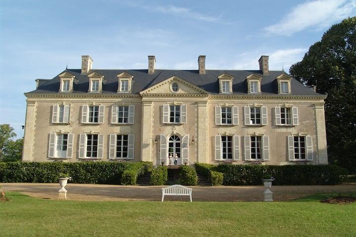 B&B Chateau La Mothaye - Loire area