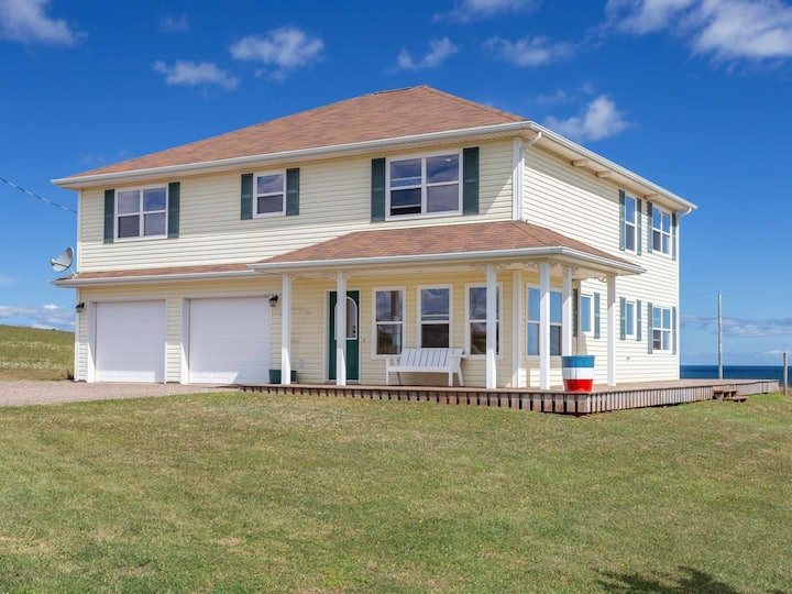 Spacious Green Gables Home with acres of serenity