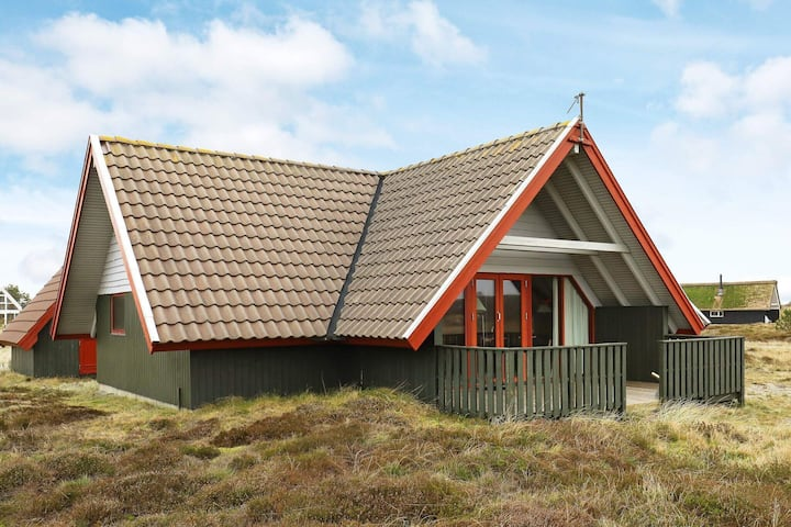 8 person holiday home in Hvide Sande