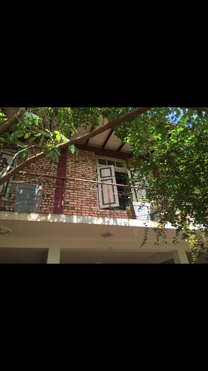 Vintage Garden loft